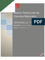 Marco Teórico de las Ciencias Naturales
