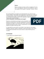 El lenguaje gráfico y  analisis de una obra pictorica.