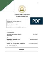 Judgment - FITA 26 June 2020