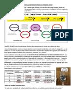 Aplicamos La Metodología Design Thinking_idear