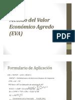 Formulario del Método Valor Económico Agredo (EVA)