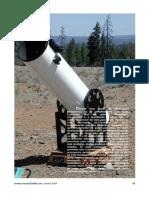 Plataforma Equatorial para Dobsonianos - Paulo Oshikawa