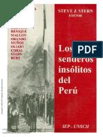 Los senderos insólitos del Perú guerra y sociedad