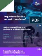 The Bakery - Report Sono e Saúde Mental