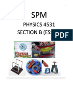 Paper 3 section B 2018 BI1