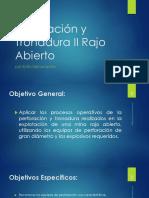 clase I Perforación y Tronadura II Rajo Abierto.pdf