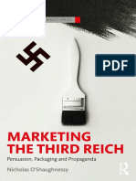 OShaughnessy - Marketing the Third Reich_ Persuasion, Packaging and Propaganda (2018)