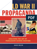 Welch - World War II Propaganda Persuasion Wartime (2017)