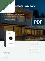 Growatt-SPF-30005000TL-WPV