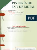 CARPINTERIA DE MADERA Y METAL.pptx
