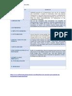 ACTIVIDAD cambios en el entorno(FACTORES ORDENADOS)