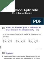 PRUEBA DE HIPOTESIS - VARIANZA-convertido