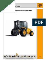 Manual del Operador 940 - Montacargas JCB Todoterreno.pdf