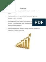 D. FACTORES DE COSTO DE CAPITAL