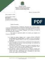 Oficio Consórcio Nordeste