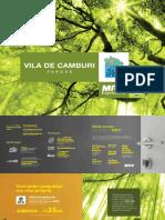 Folder - Vila de Camburi