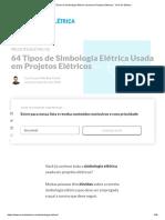 64 Tipos de Simbologia Elétrica Usada em Projetos Elétricos › Viver de Elétrica.pdf