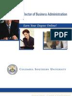 DBA Catalog