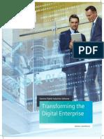 Siemens Transforming the Digital Enterprise