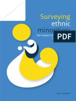 Surveying ethnic minorities with cover
