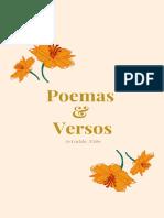 Versos de Amor - Por Arizaldo Niño