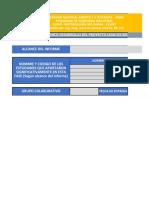 Anexo Único Informe Proyecto Lean Seis Sigma-Grupo Xx