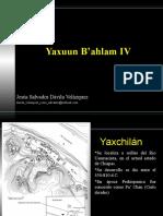 Yaxuun B'ahlam IV 22222
