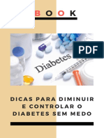 DIABETES - Como controlar e diminuir sem medo