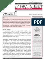 HSCP_A Brief History of Hepatitis C