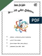 Materia chemistry IAII 2020 fasicule