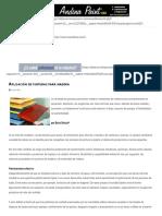 Aplicación de pinturas para madera _ Pinturas y Recubrimientos - Inpra Latina