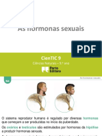 CTIC N4 - As Hormonas Sexuais
