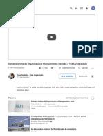 (363) Semana Online de Organização e Planejamento_ Revisão _ Tira-Dúvidas Aula 1 - YouTube