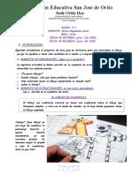 GUIA DE ARTES GRADO 3-1