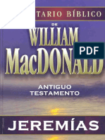 24 -JEREMIAS - William McDonald