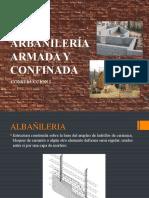 CLASE 8Y  CONSTRUCCION I  - ALBAÑILERIA ARMADA Y CONFINADA