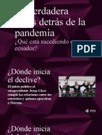 Diapositivas Crisis en El Ecuador