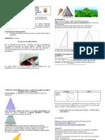 geometria 9  area y perimetro deL CONO