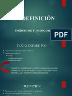 LA DEFINICIÓN [Autoguardado]