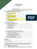 Contenido Informe Final Plan Estrategico