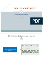 RC CLASE 01 Riesgo financiero