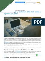 Ley de Teletrabajo y control en Chile_ todo sobre su regulación para 2020.pdf