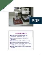 Control de calidad microbiologico Azucarero