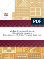 Manual Autoinstructivo - Derecho Aduanero