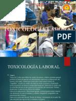 Toxicología Laboral