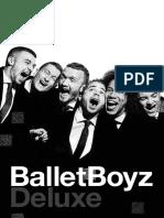 BalletBoyz_Programme