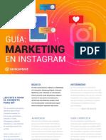 Marketing en Instagram (Actualizado)