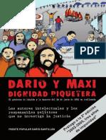 Dario y Maxi, dignidad piqueter - FPDS