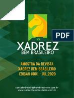 Revista Xadrez Bem Brasileiro