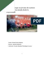 tesis sobre drogas en los jovenes
